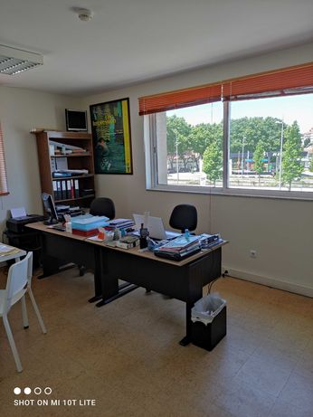Partilha sala escritório
