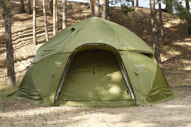Универсальная палатка Лотос Кубозонт 6у Кемпинг Экспедиция Карп