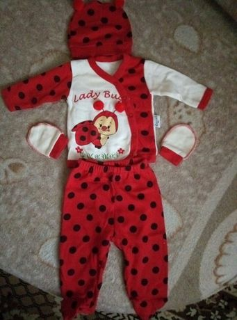 Классный костюмчик для малышки