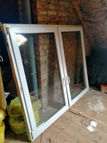 Okno pcv - 180x150