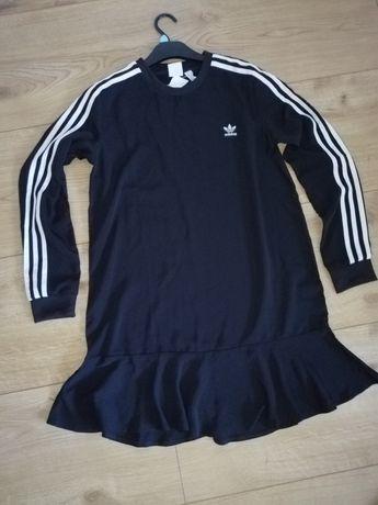 Sukienka sportowa Adidas nowa 38 40 unikat