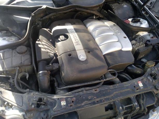 silnik kompletny mercedes 2.7 cdi