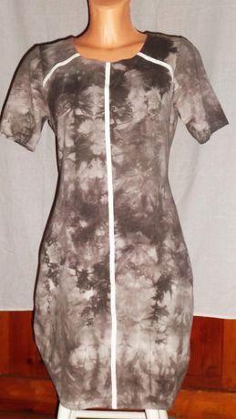LUIZA jak nowa sukienka cieniowana roz.M/L