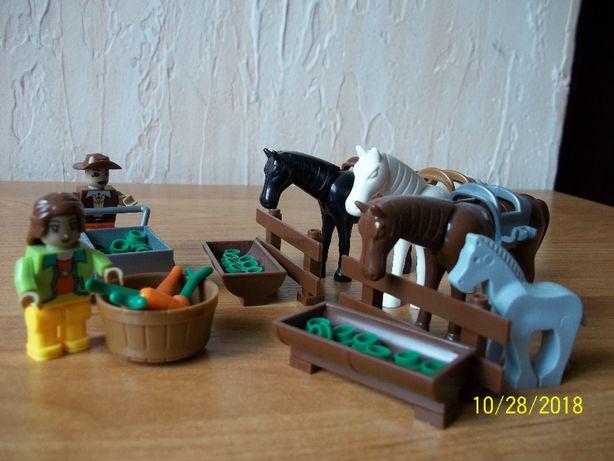 """Klocki """"Farma"""" - nie Lego"""