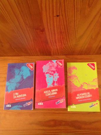 Coleção Danup - 3 livros