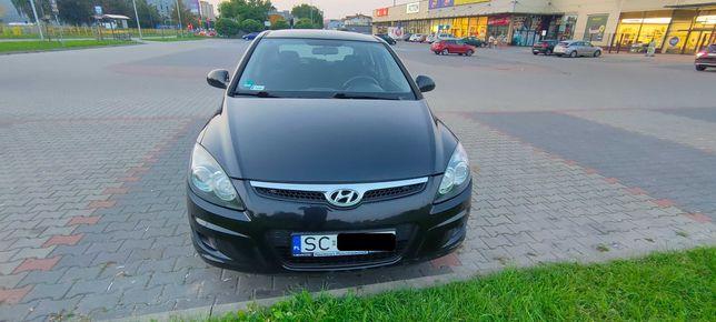 Hyundai i30, 2010r, gaz Fajna wersja!