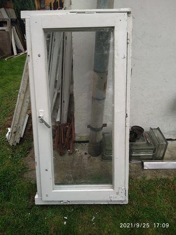 Okno drewniane zespolone