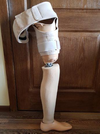 Протез нижней конечности Ottobock на комплектующие
