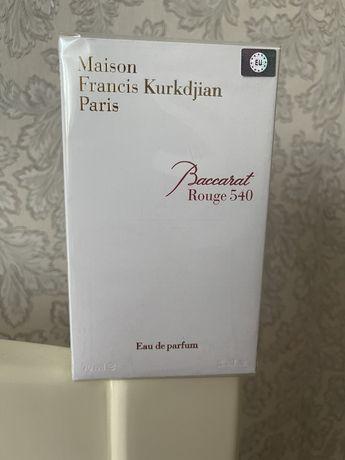 Maison Francis Kurkdjian Baccarat Rouge 540 оригинал