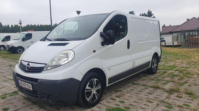 Opel Vivaro 1.9 po liftingu stan techniczny BDB