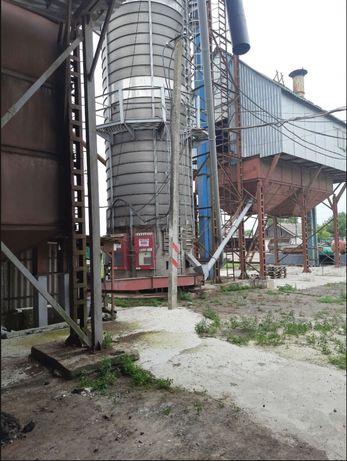 Продажа зерносушильного комплекса,зерносушка,зерносклад
