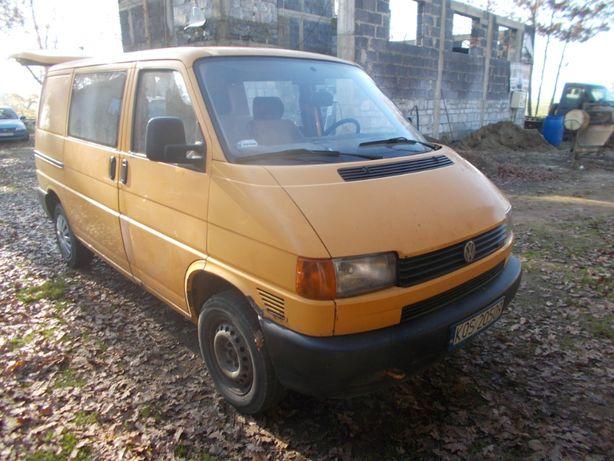VW T4 2,5 TDI 102 KM