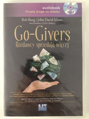 Go-givers Rozdawcy sprzedają więcej Bob Burg John David Mann audiobook