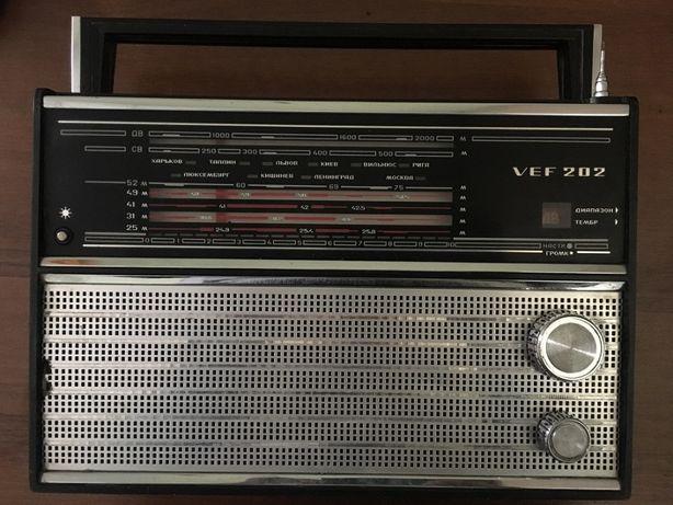 Радиоприемник VEF202