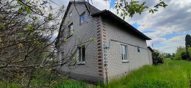 Ціну знижено! Без комісії для покупця! Будинок два поверхи, Брусилів.