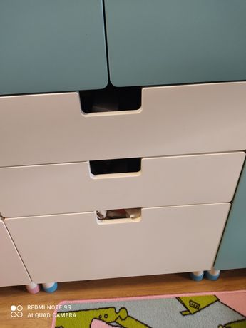Frentes gaveta ikea stuva malad fritids armário móvel comoda roupeiro