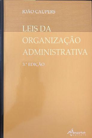 Leis da Organização Administrativa