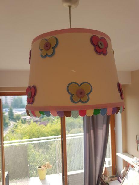 Żyrandol Lampa do pokoju dziecięcego