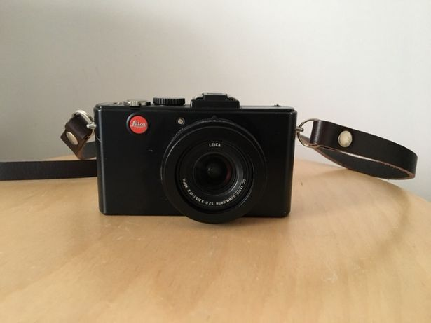 Maquina fotográfica Leica