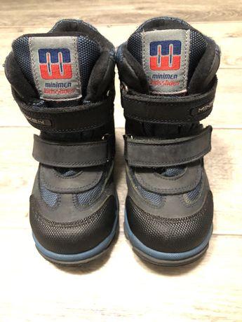 Ботинки Minimen 23 размер