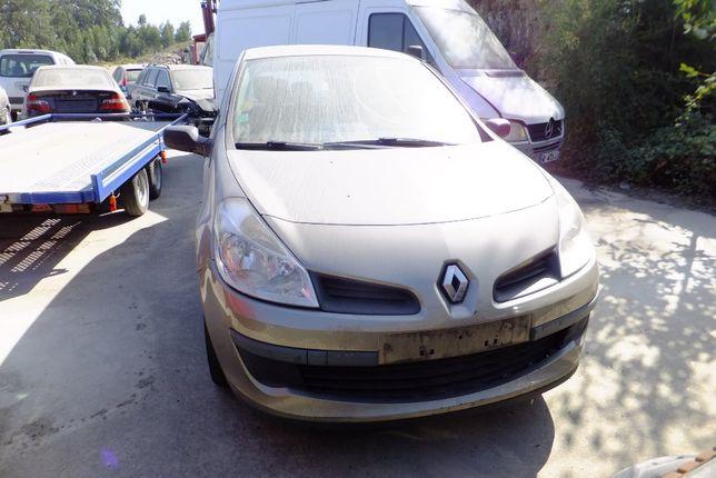 Renault clio 3 1.5 dci 2008