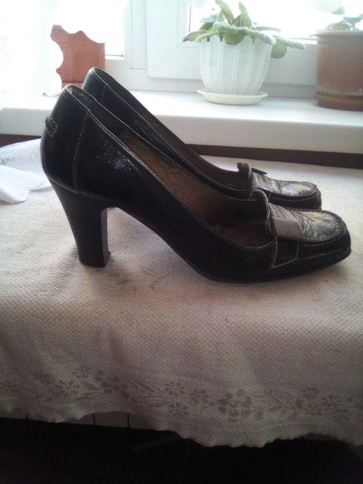 Кожаные   туфли . Макеевка - изображение 1