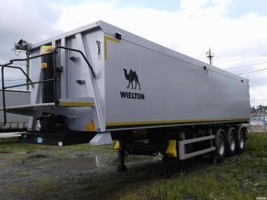 Продам новий напівпричів WIELTON