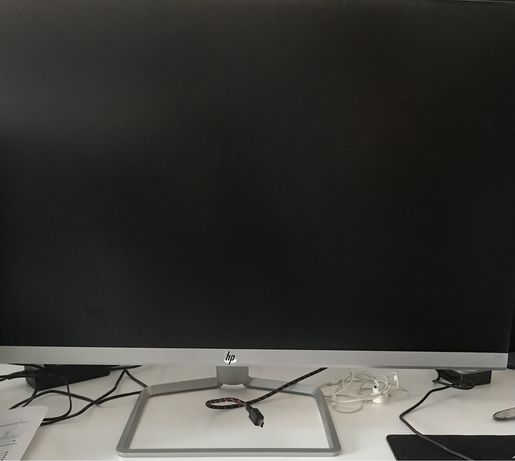 Monitor HP 60hz como Novo