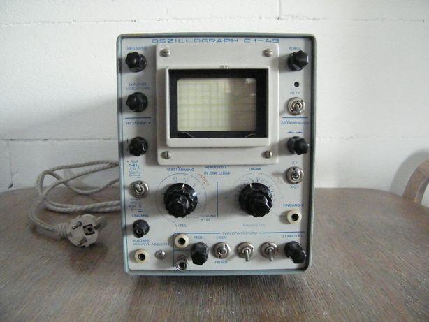 Oscyloskop C1-49 (wojskowy)