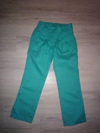 Spodnie 7/8 c&a r.122