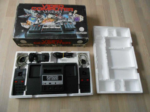 Consola antiga Interton VC4000 completa, como nova
