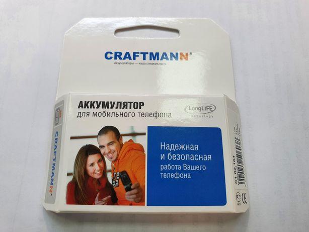 Аккумулятор Craftmann EB494353VU на Samsung S5250, S5282, S5570