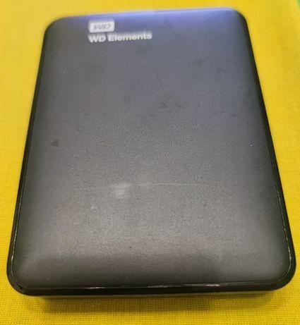 Продам внешний жесткий диск WD Element 1.5 Tb