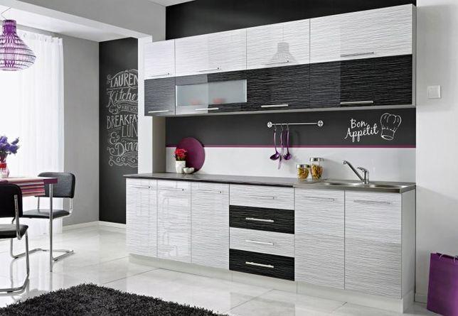 Przepiękne meble kuchenne GOYA 2,6m/ TRANSPORT bezpłatny