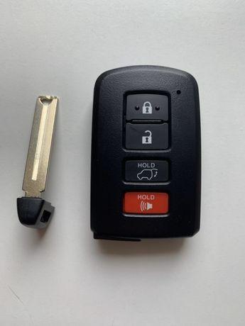 Ключи TOYOTA (usa)