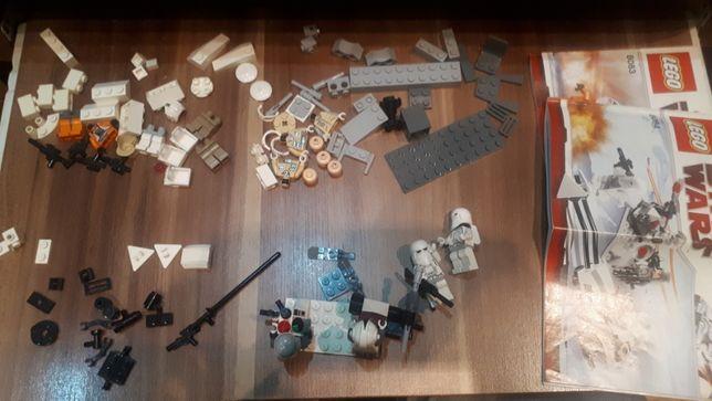 Lego Star Wars 8083 i 8084