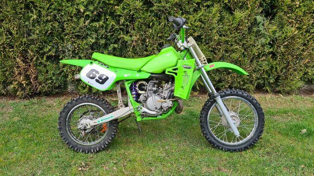 Kawasaki kx 60 kx60