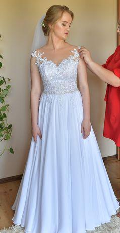 Przepiękna suknia ślubna. Model 2019