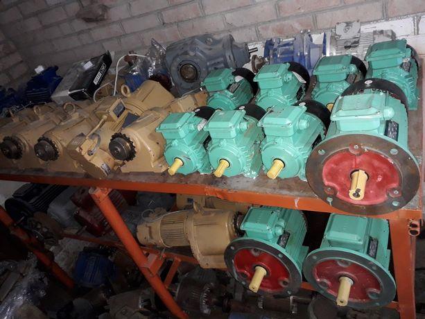 электродвигатель аир 1.5 квт 3000 750 об