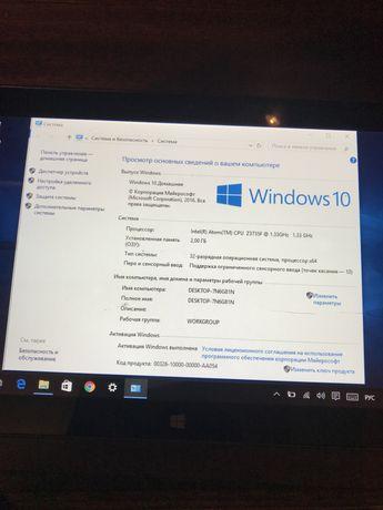 планшет blackberry windows 10.
