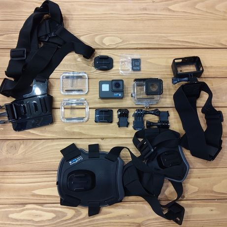 GoPro HERO 6 Экшинкамера
