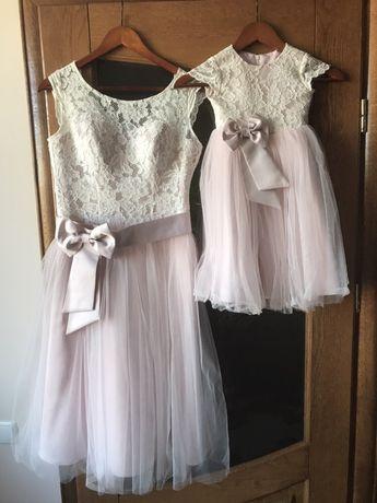Плаття у стилі family look