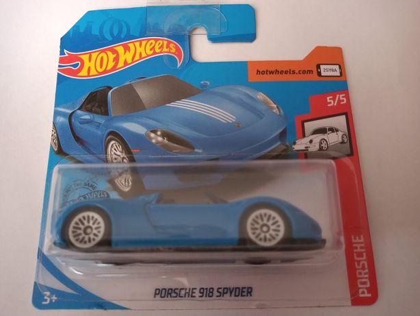 Hot wheels Porsche spider