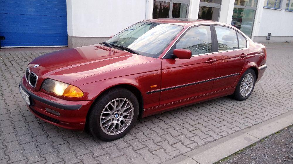 BMW 323 E46 2,5L LPG Poznań Poznań - image 1