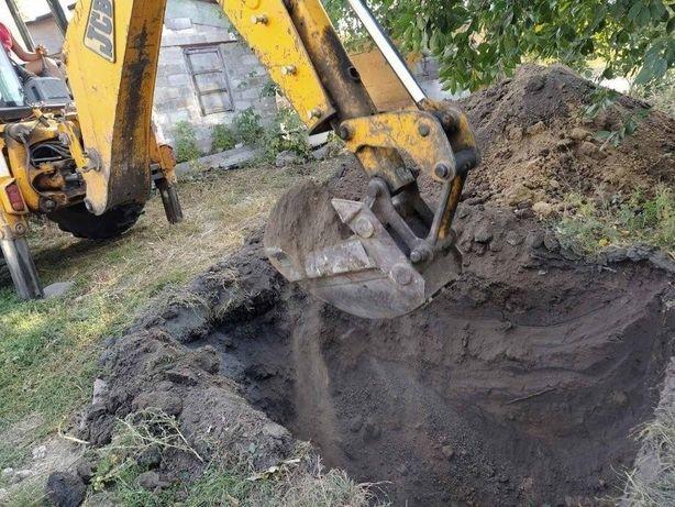 Недорого любой демонтаж.Уборка территорий.Земляные работы