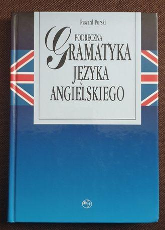 Ryszard Purski - Podręczna gramatyka języka angielskiego. Tanio!