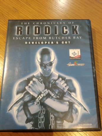 The chronicles of RIDDICK, Escape from Butcher Bay.