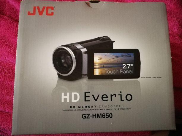 Kamera everio full HD JVC jak nowa