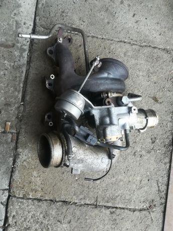 Turbo sprężarka Opel Astra J