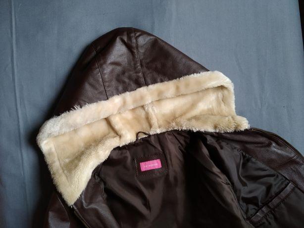Куртка женская жіноча - мягкая кожа / м'яка шкіра